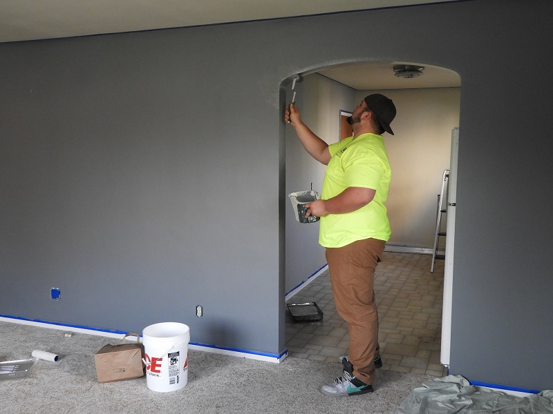 Radon remediation in basement renovation | testing for radon in 2020 | Radon-Rid