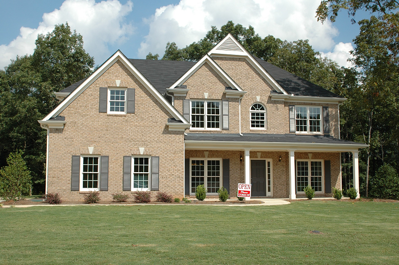 Have a professional certified specialist radon test a new home before you purchase - image of new home for sale - Radon-Rid LLC