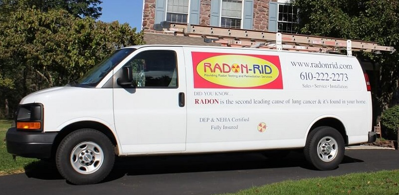 Come work with us! Radon-Rid van